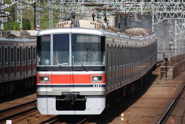8両編成「復活」!? 相鉄直通を見据える東急目黒線3000系 実は登場時も8両だった