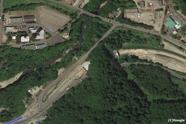 札幌・定山渓に新トンネル11月開通 鉄道廃線上に 国道230号4車線化へ一歩