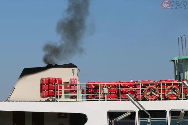 船の排出CO2「99.9%回収」に成功 「実用化の可能性高まった」