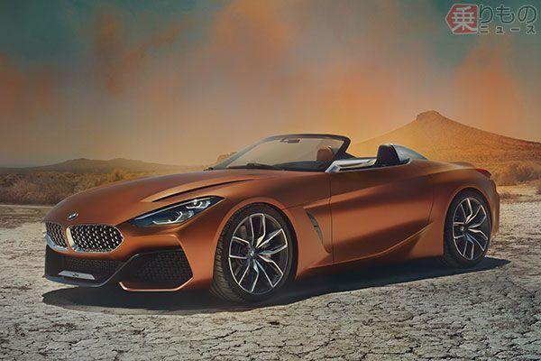 アジア初披露5モデルほか、BMWの東京モータショー2017出展概要(画像15枚)