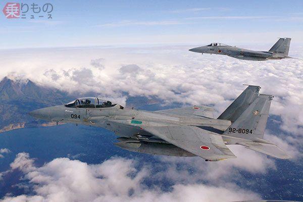 F-15が目指したものとは 40年無敗のワケ、「面白味に欠ける」設計にアリ?