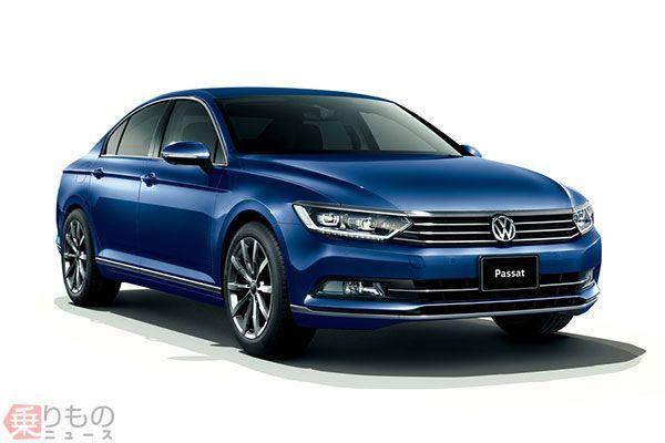 VW、排ガス不正から2年半 日本でディーゼルエンジン搭載の新型「パサートTDI」発売(画像15枚)