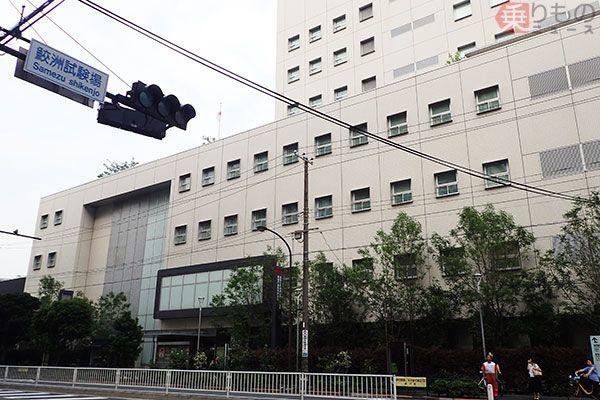 おいしくなっている? 東京都内の運転免許試験場の食堂がここ数年やっていたこと