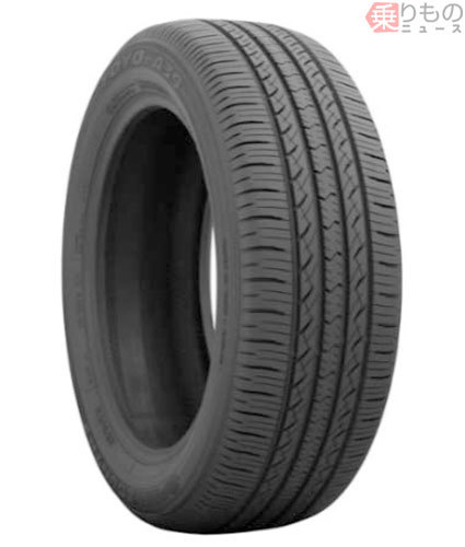 SUV用タイヤ「OPEN COUNTRY」、北米向け新型「RAV4」に採用 トーヨータイヤ