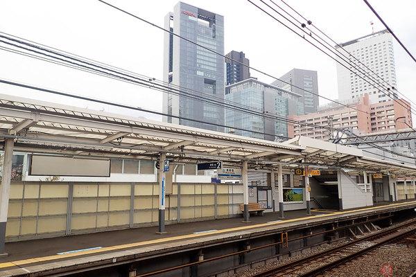 知られざる「南新宿」の世界 小田急で2番目に乗降客が少ない駅、周りは何がある?