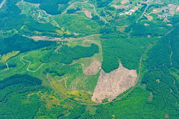 【空から撮った鉄道】肥薩線の大畑ループ&スイッチバック 「空鉄本」制作のために飛んだエピソード