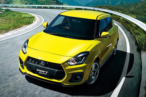 黄色いクルマ、意外と売れている? メーカーが車種のイメージカラーにする背景