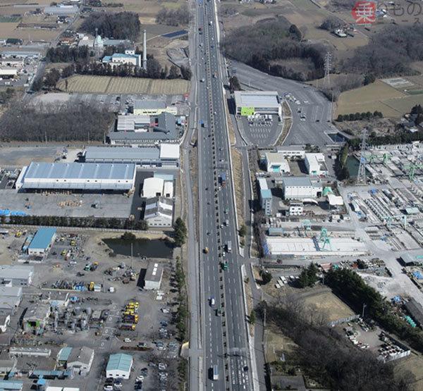 関東の無料「ハイスペック一般道」5選 高速並み大幹線、交通量日本一も