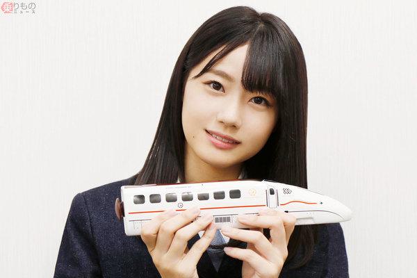 「鉄道」のどこが良いのか?「STU48」センター兼「新幹線女子」瀧野由美子、熱く語る