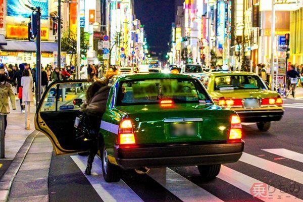 問題化するタクシー配車アプリ「無断キャンセル」マナー無視の利用者で一般乗客も迷惑