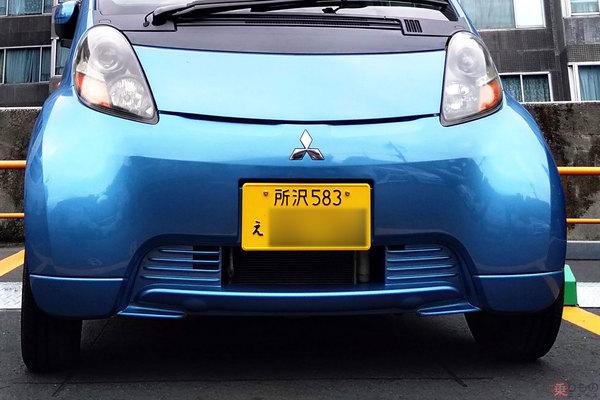 軽自動車のナンバー なぜ「黄色」なのか? 実は昔は「白」だった 変更された理由とは