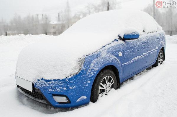 冬の寒冷地ドライブ 5つの要注意ポイント 積雪 凍結 低温対策 タイヤだけでは不十分?