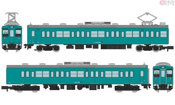 和歌山線105系が2種類登場 富士急や西鉄バス GT-Rに初代ソアラも トミーテック新製品