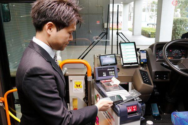 JR東日本「Suica」とは別の「タッチ乗車」実証実験を開始 NFCタグを活用 その狙いは
