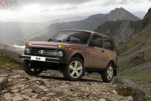 40年前のモデルがいまも新車で!? ロシア製SUV「ニーヴァ」 注目され続けるワケ