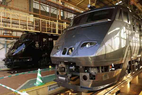 新たな特急列車「36ぷらす3」 JR九州を代表する787系「本来のコンセプト」踏襲