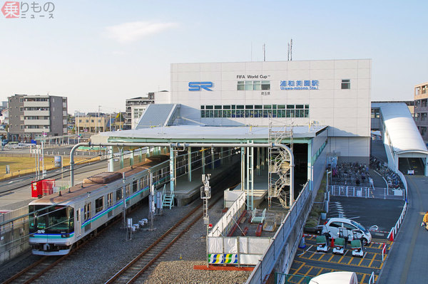 埼玉高速鉄道の「岩槻延伸」は実現するか 延伸線予定地 その現状とダイヤを予想してみた