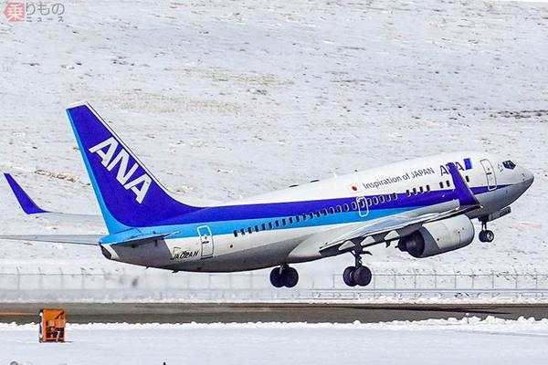東北新幹線不通で出現 「ANA羽田→福島臨時便」搭乗レポ 激短路線の機内の様子は?