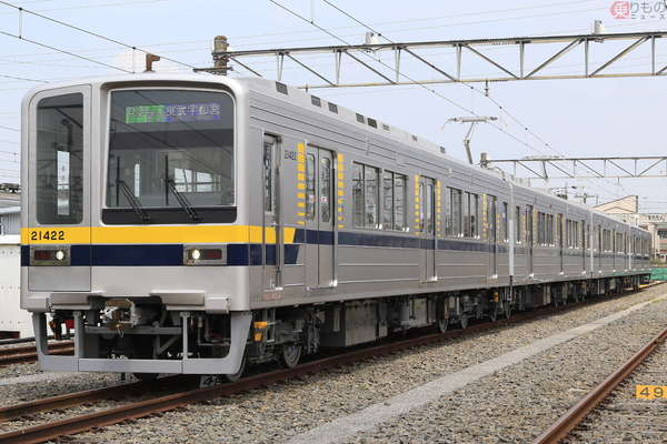 複雑怪奇! 同じ形式なのに4種類 東武鉄道20400型の謎