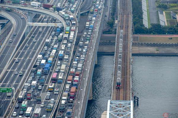 【空から撮った鉄道】常磐線に総武線、東武、京成… 東京城東部の鉄道をみる