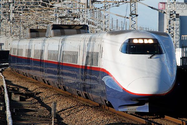 長野新幹線開業に貢献 E2系「あ...