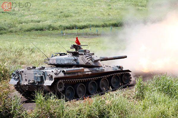 動画 陸自3戦車 どう進化した 74式 90式 そして10式の能力とは