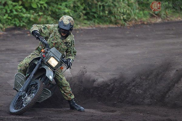 陸自「偵察オート」に見る「偵察」というお仕事 熊本地震でも活躍した ...
