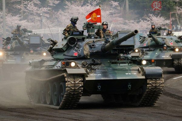 陸自74式戦車はまだ戦える 実はnbc防御能力も 活躍の場は戦闘のみなら