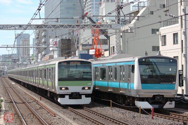 都市鉄道の歴史を探る】京浜東北線と山手線 線路「共有」から「分離 ...