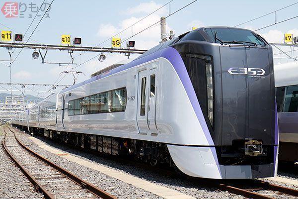 中央本線の特急列車、全席指定に チケットレスサービスも 2019年3月 ...