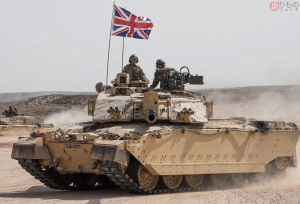 戦車の母国」イギリスになぜ「史上最悪の戦車」ができたのか 試行錯誤 ...