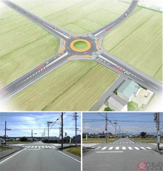 Large 190524 roundabout 02