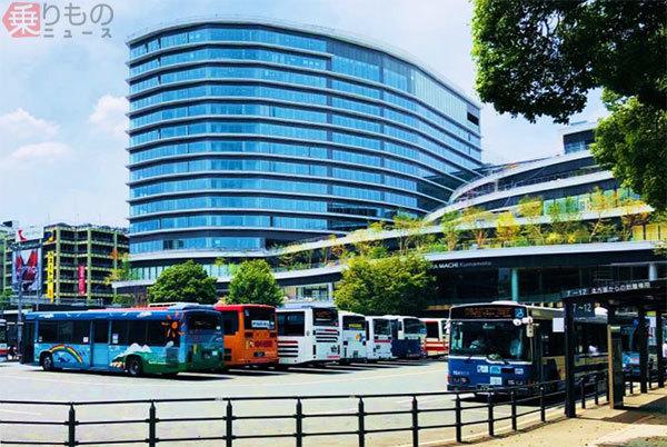 熊本 市 桜町 バス ターミナル