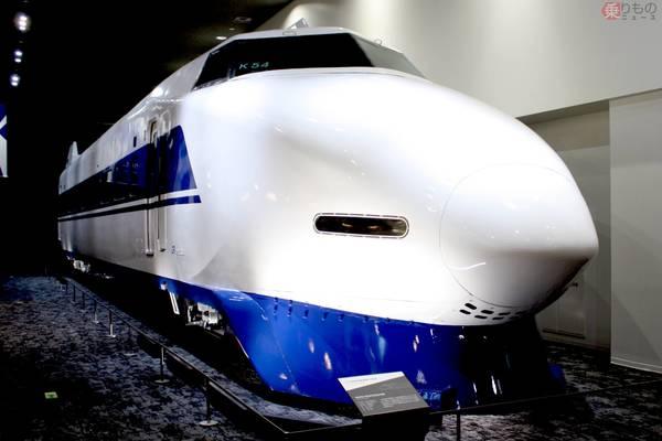 東海道・山陽新幹線「100系」どんな車両だった? 初2階建て 個室 ...