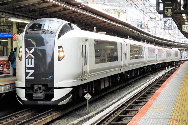 8年ぶり 特急「成田エクスプレス」全列車が12両に 東京~成田空港間の6 ...