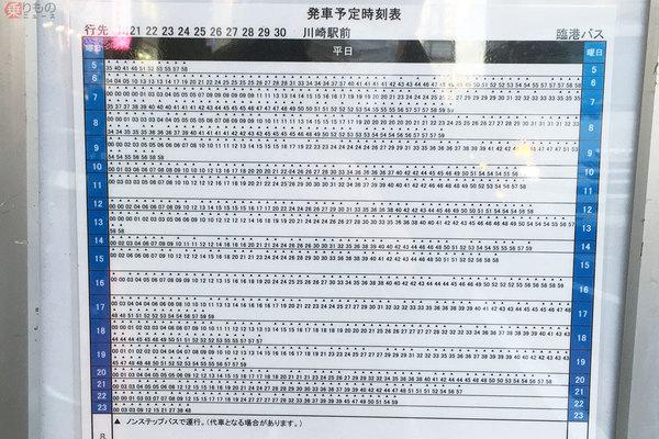 ライフ バス 時刻 表