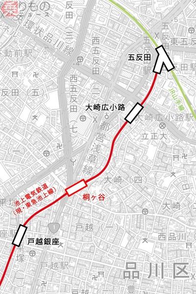 都心域の廃駅 路線は存続も なぜ? 東京ならではの事情や歴史 毎日そば ...