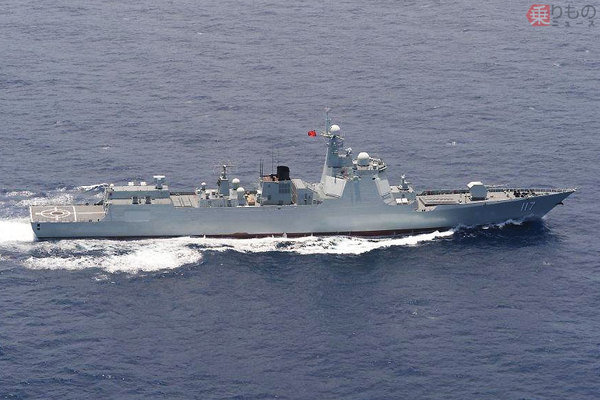 Large 200706 chinese navy 01
