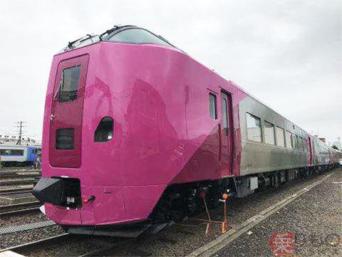 観光列車にも使える「はまなす」編成10月デビュー 定期特急列車として ...