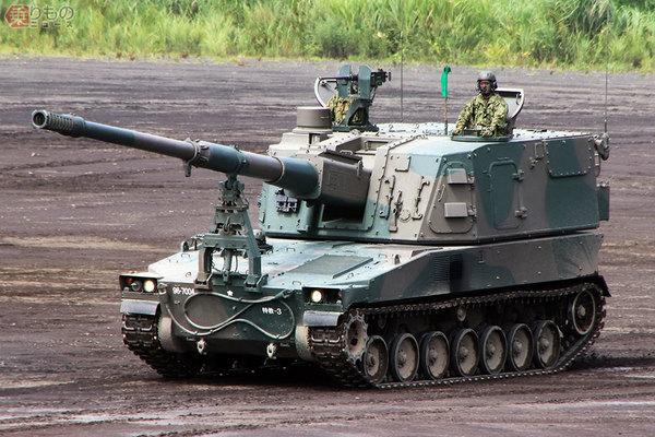 防御力あえて低く? 「屋根なし自走砲」の大きなメリットとは 密閉式と ...