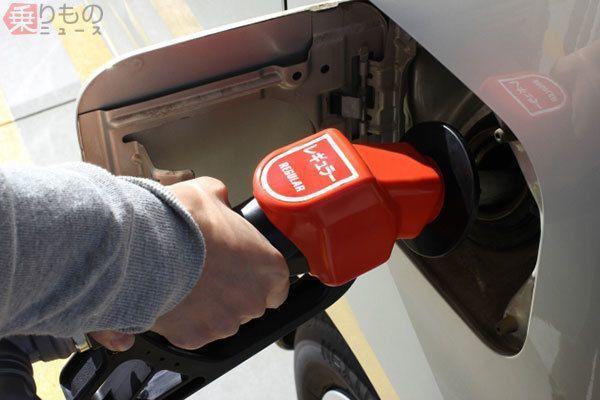 レギュラー ガソリン 価格
