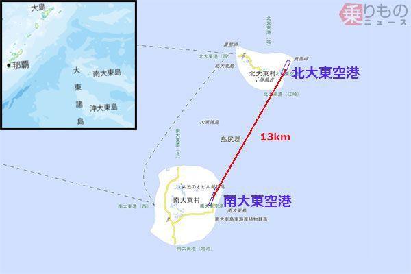 南大 東島 地図