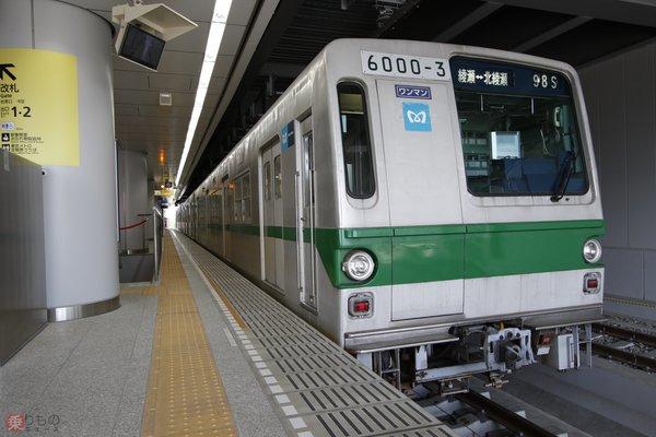 画像ギャラリー   引退した千代田線「6000系」どんな車両だったのか ...