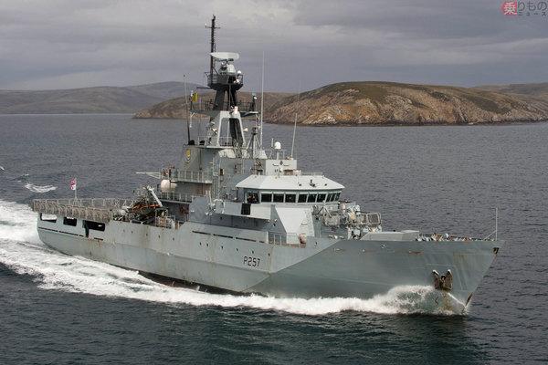 海自新規導入の「哨戒艦」どんな船に? 定義あいまい各国様々、日本に必要なのは…