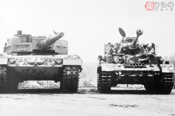 WW2から冷戦まで戦車王国だったドイツも今や昔、現在稼働するレオパルド�Uはわずか68輌  [668970678]->画像>16枚