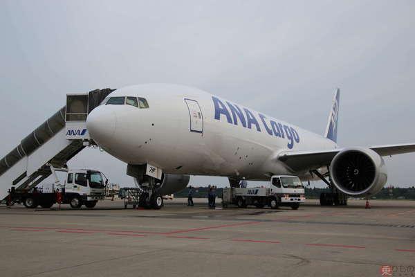 画像ギャラリー   日本初導入 大容量&長距離飛行OKなANA貨物機 ...