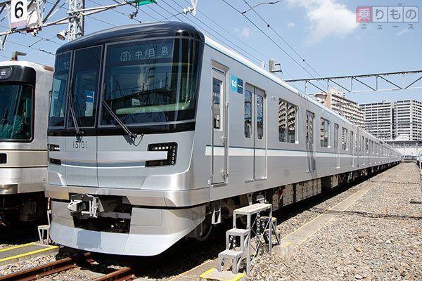 東京メトロ日比谷線03系電車が引退 イベントもなく 営団地下鉄で初の新製冷房車